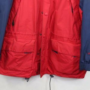 Eddie Bauer Jackets & Coats - Vintage Eddie Bauer Goretex Rain Parka Jacket Red